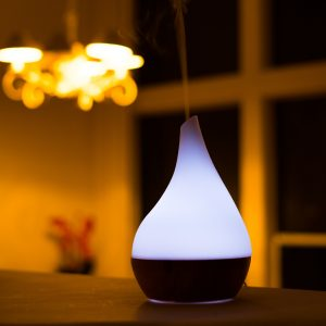 XBrand Aromatherapy Essential Oil Diffuser (FS640BB)