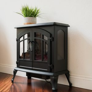 XBrand Wired Fire Stove (HT9737LG)