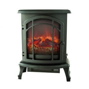 XBrand Wired Fire Stove (HT9737ME)