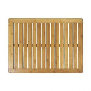Versatile Elegant Brown Bamboo Bath (ZR24BFL)