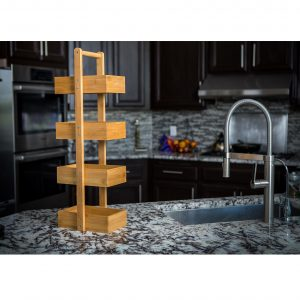 XBrand Multi-Purpose Freestanding Storage Shelf (ZR50168)